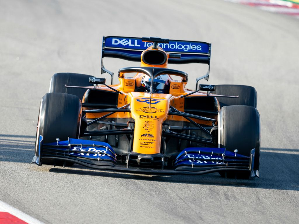 McLaren: Up for new challenge