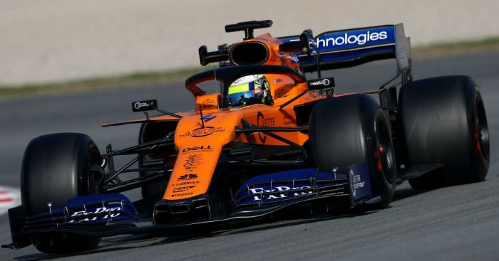 "McLaren sporting director Gil de Ferran believes the grid could see a ""big reshuffle"" at the Spanish Grand Prix."