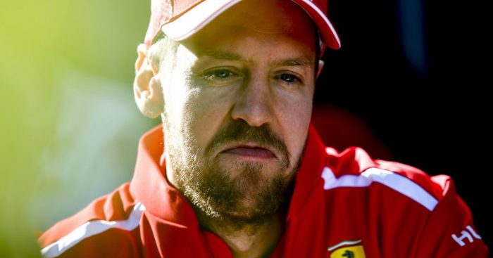 "Sebastian Vettel joked that Lewis Hamilton may be the ""only one that doesn't lack a short-term memory""."