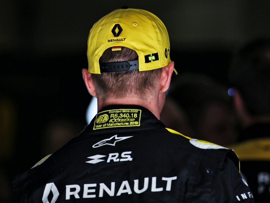 Cyril Abiteboul: Difficult if Nico Hulkenberg's F1 stay ended this year