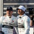 Lewis Hamilton: Bottas is following some of my settings