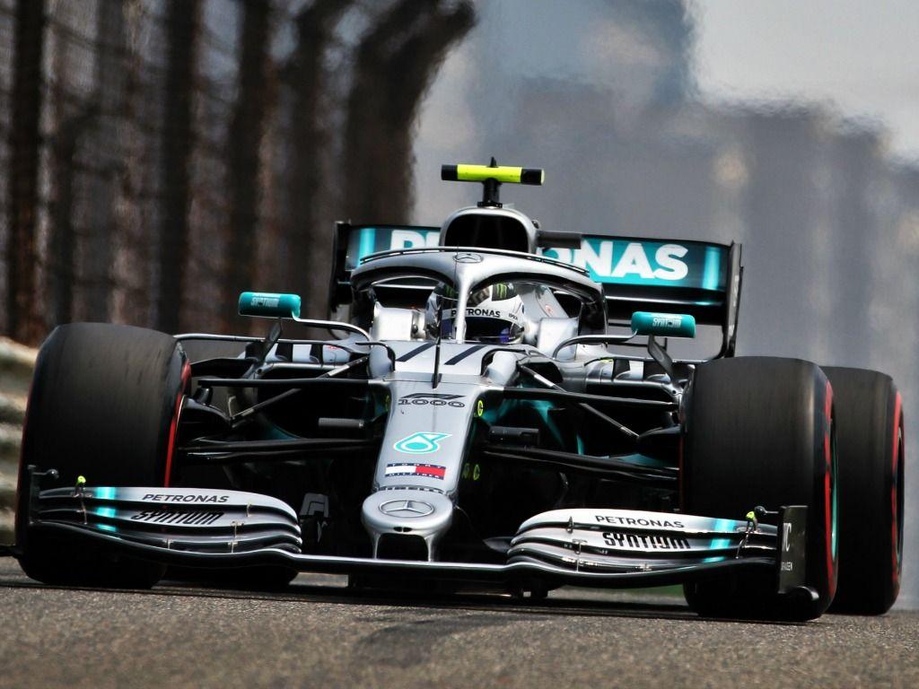 Valtteri Bottas: Quickest in FP2 in China