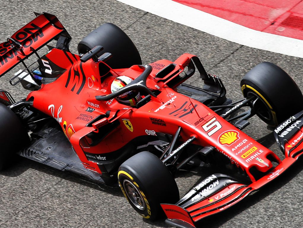 Ferrari fit new Control Electronics to both cars.