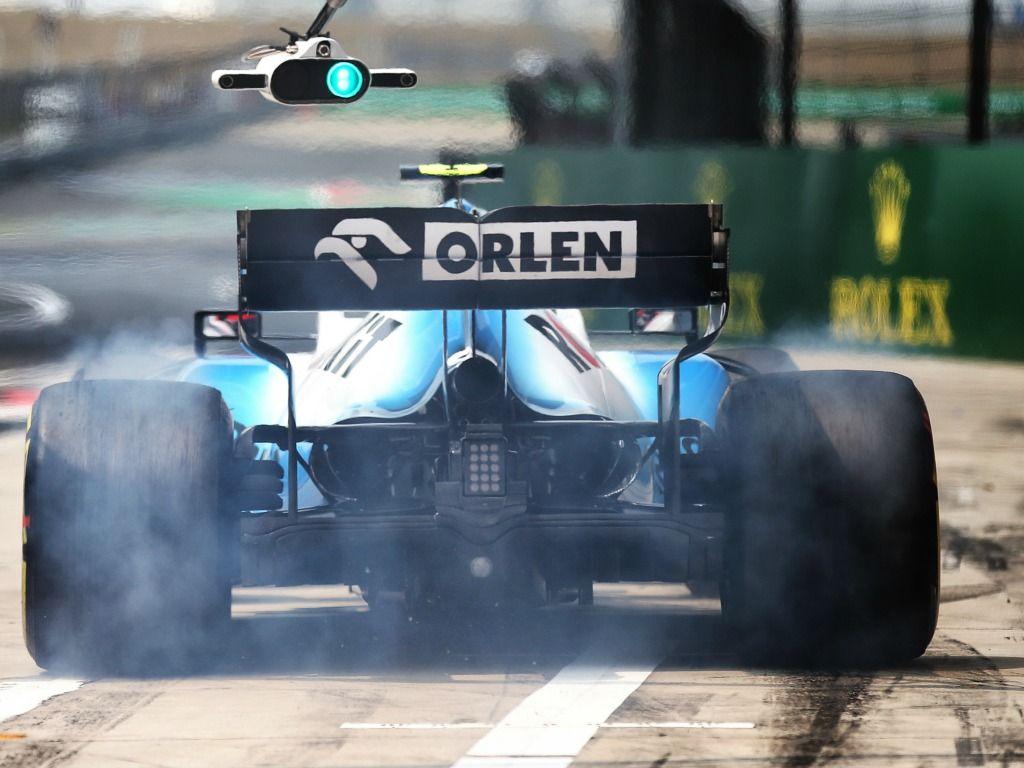 Robert Kubica: Sees good sign at Williams