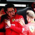 Ferrari risk overloading Mattia Binotto says former driver Gerhard Berger.