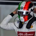 Alfa Romeo do not know the issue which caused Antonio Giovinazzi to be sidelines in FP1 in China.