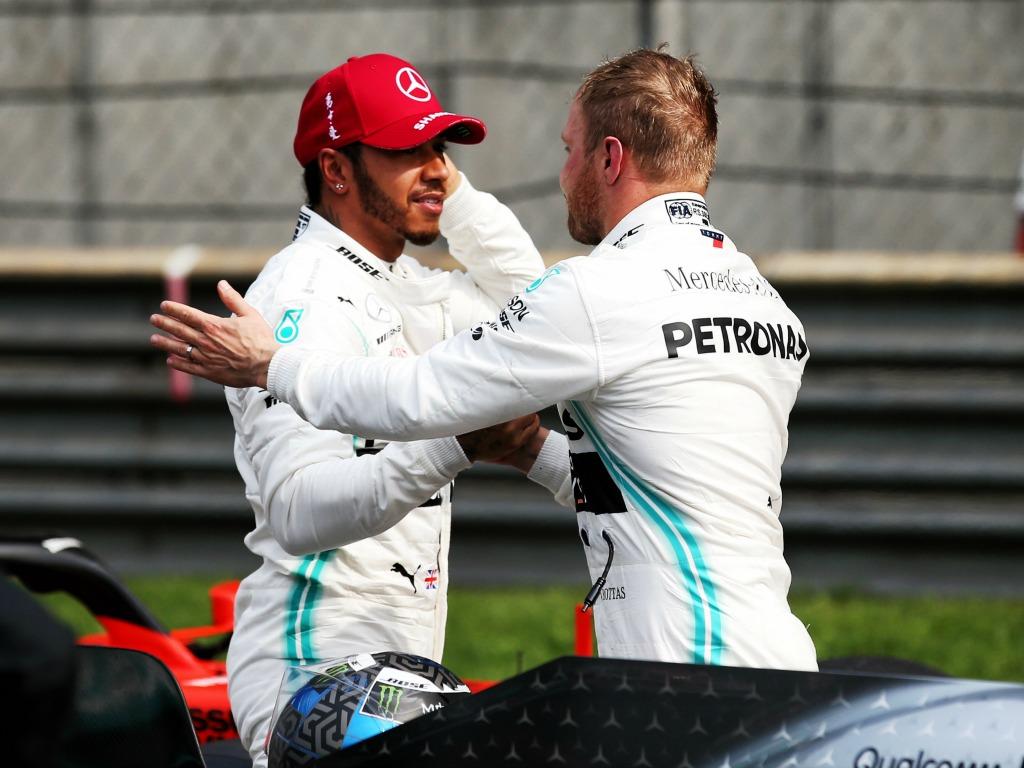 Valtteri Bottas: Clinches Chinese Grand Prix pole