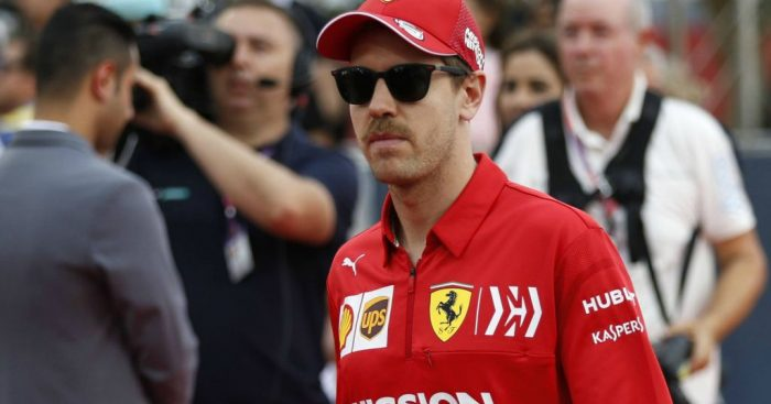 Sebastian Vettel says he would have run out of time in Q3 at the Chinese GP if he hadn't have overtaken Verstappen.