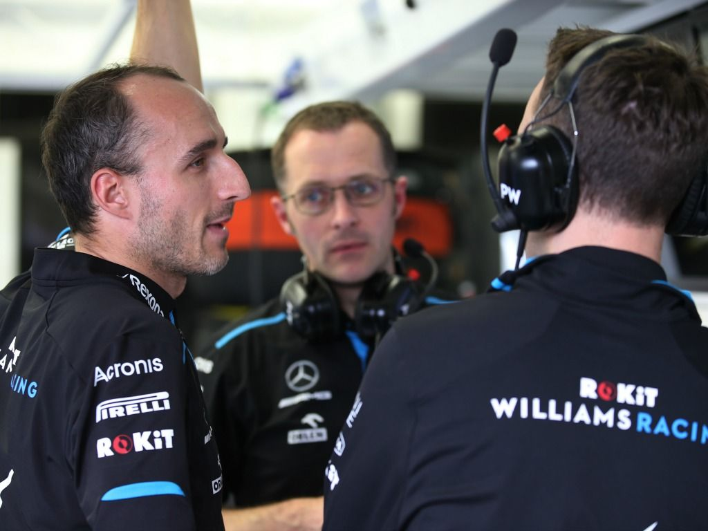"""Robert Kubica says Williams need to understand the """"surprise"""" shift in balance which he suffered during Q1 at the Chinese GP."""