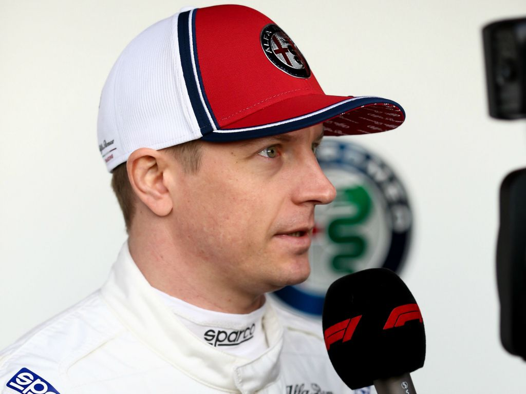 Kimi Raikkonen claims Alfa Romeo were losing a lot of time on the back straight during qualifying for the Chinese Grand Prix.