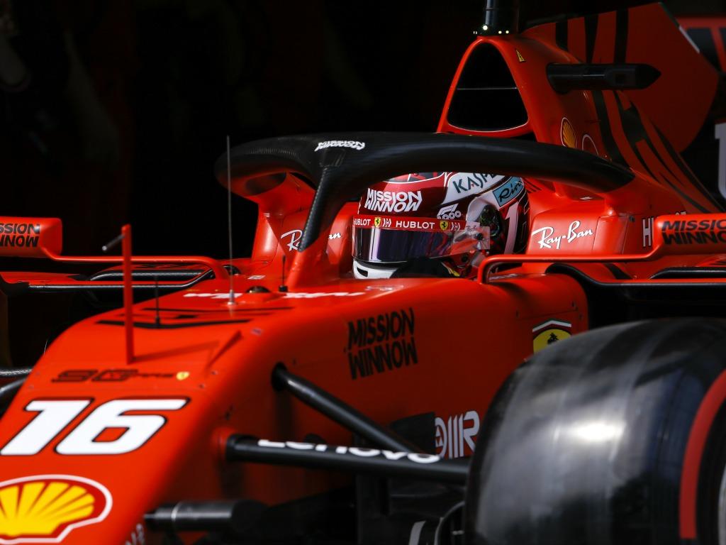 Charles Leclerc: Ferrari team orders ruin his race