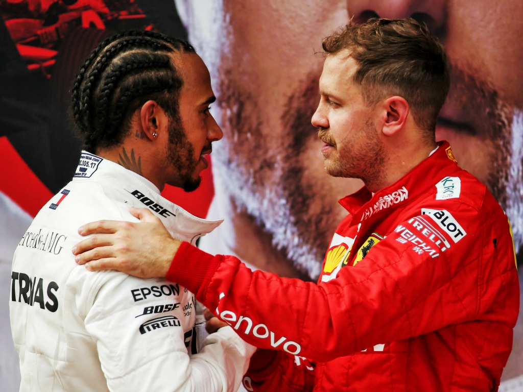 Lewis Hamilton: Wins Chinese Grand Prix