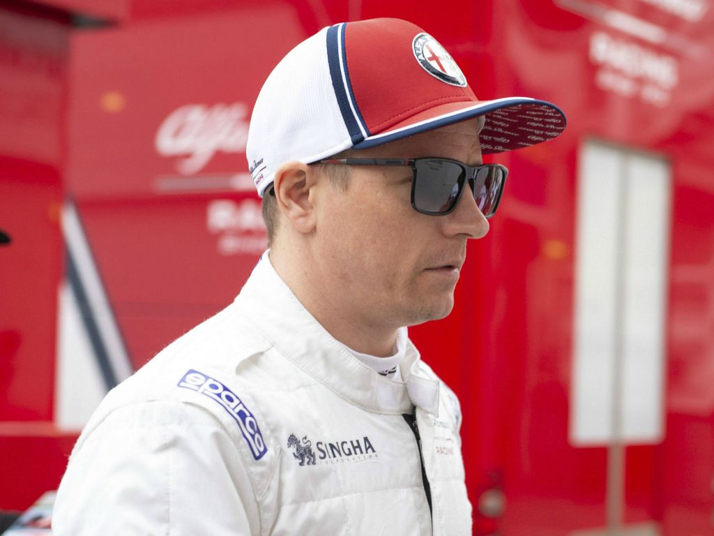 Kimi Raikkonen rued a lack of front-tyre temperature after finishing P9 at the Chinese Grand Prix.
