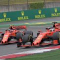 What strategy should Ferrari have chosen in China?