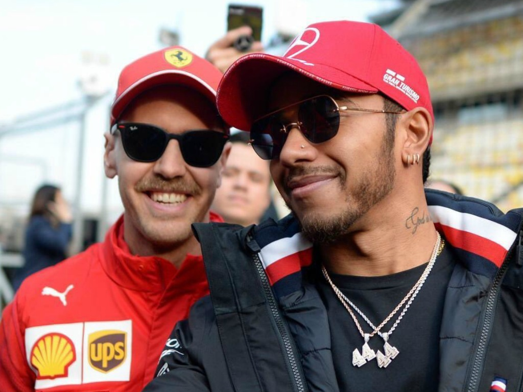 Sebastian Vettel believes Ferrari are at a key point in their development direction with the SF90.