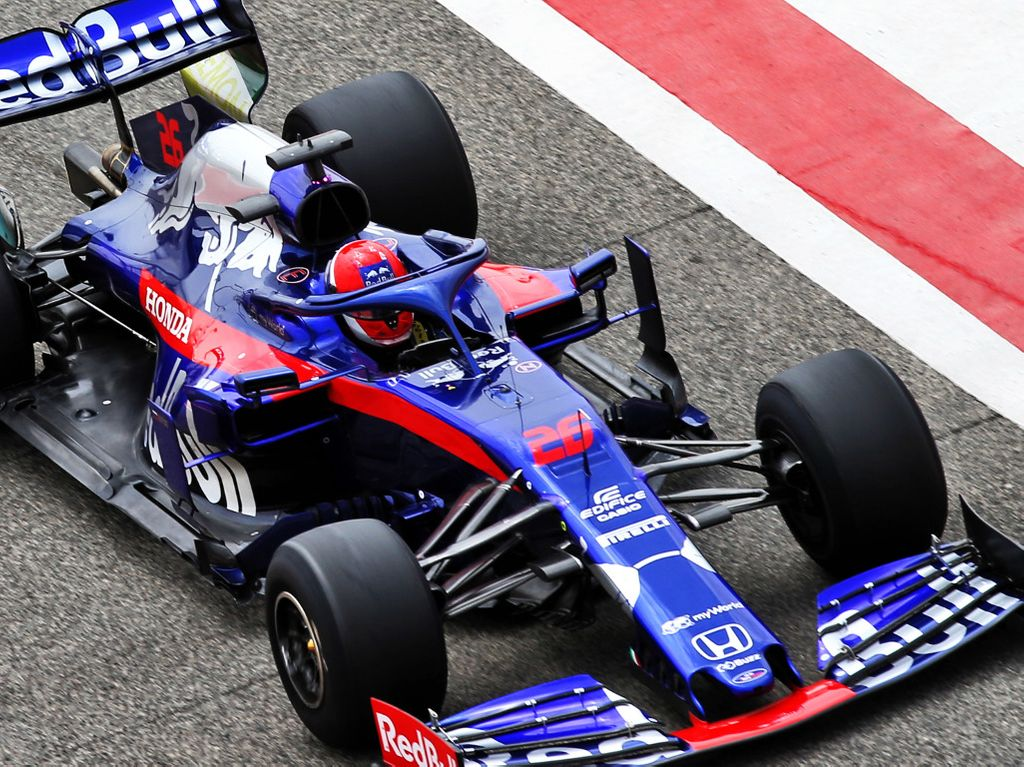 Franz Tost hits out at Daniil Kvyat's 'unjustified' penalty
