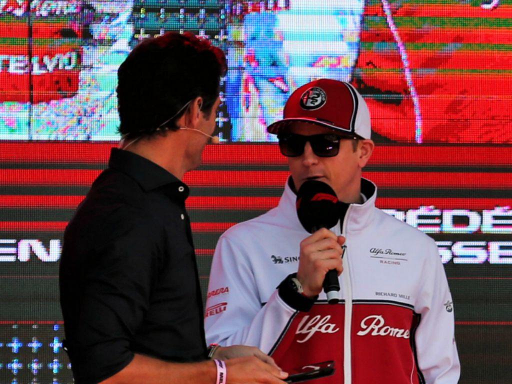 Kimi Raikkonen: Hailed by Alfa Romeo