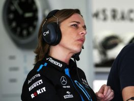 Claire Williams says the team are categorically not up for sale.