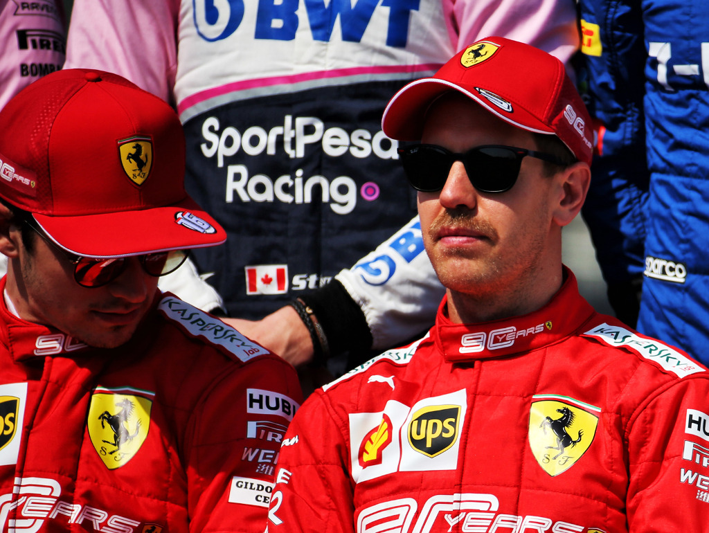 Ross Brawn: Binotto managing driver situation 'well'