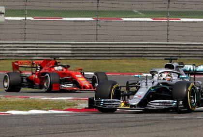 "Mattia Binotto plays down Ferrari ""performance advantage"" heading into Baku."