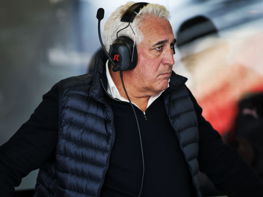 Lawrence Stroll Racing Point Aston Martin