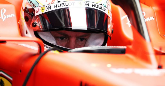 Sebastian Vettel: You feel like you are threading a needle