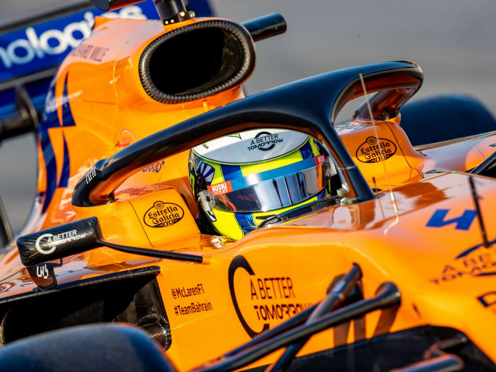 Lando Norris rates his debut 'six out of 10'