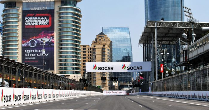 Azerbaijan GP promoters report that the race has provided a $500m boost to local economy.