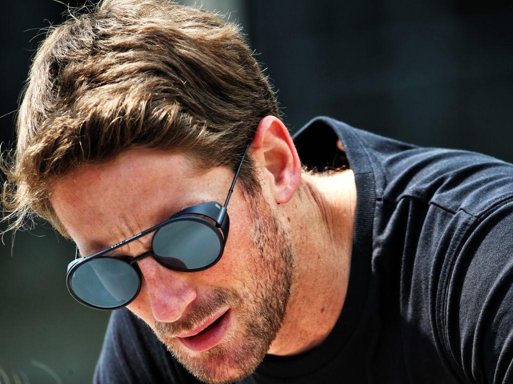 Romain Grosjean believes Haas are still the midfield benchmark despite their issues.