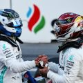 Qualy: Valtteri Bottas on pole as Charles Leclerc throws it away