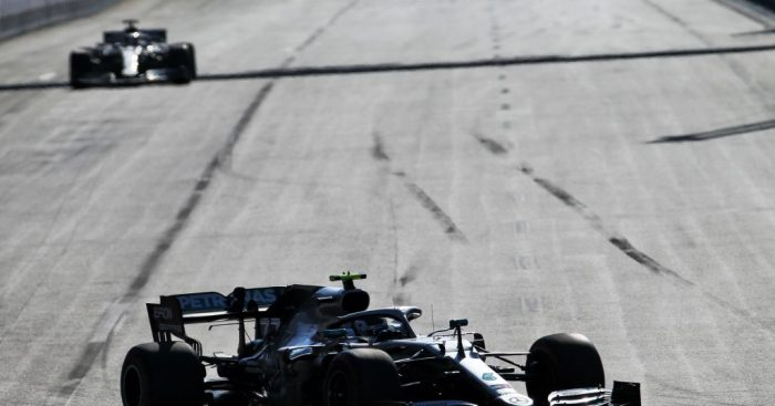 Valtteri Bottas believes his win at the Azerbaijan GP was payback for the heartbreak of 2018.