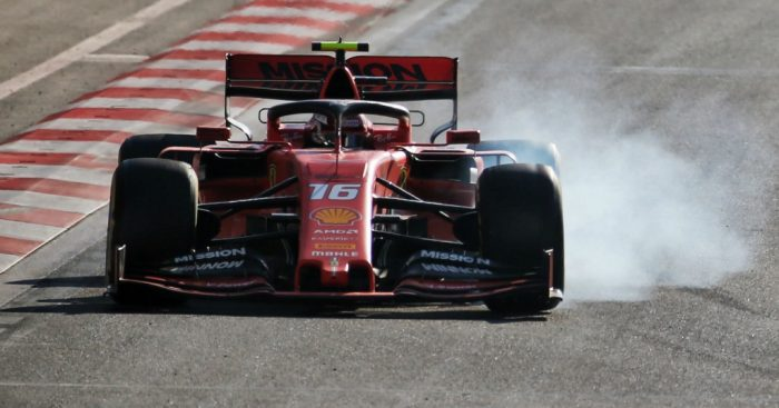 Charles Leclerc: Another missed chance for Ferrari?