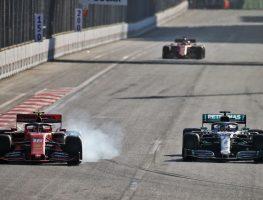 Azerbaijan Grand Prix before September 15; mid-October cut-off.