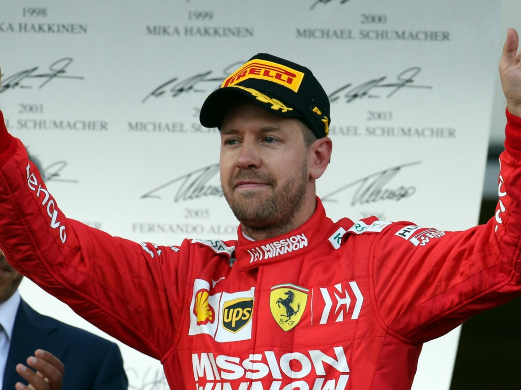 Sebastian Vettel lacked confidence and consistency in Baku