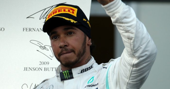Lewis Hamilton: Too friendly in Baku