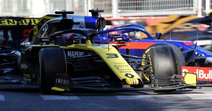 Daniel Ricciardo: Three place penalty in Spain