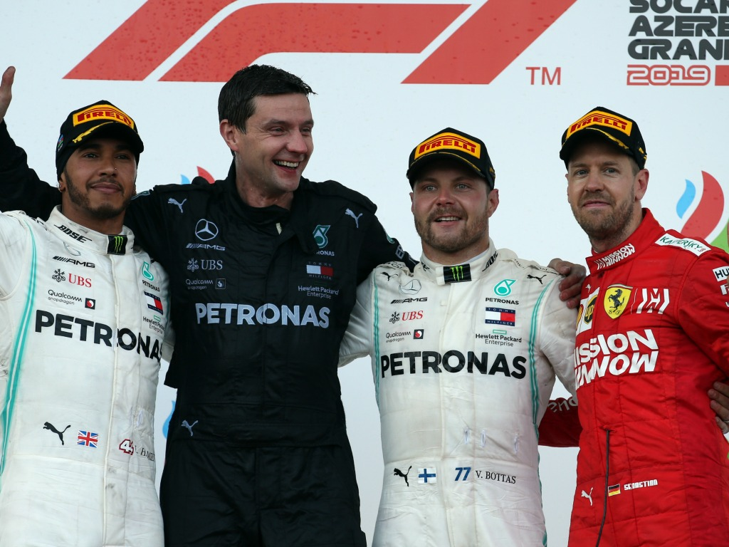 Conclusions from the Azerbaijan Grand Prix