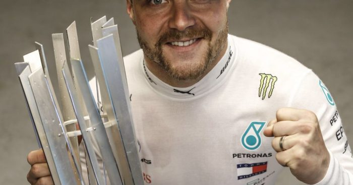 Valtteri Bottas' victory in Azerbaijan was one of the best says Mika Hakkinen.