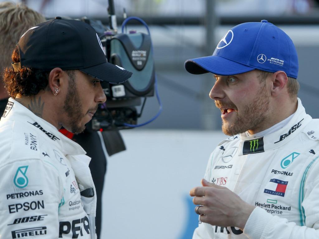 Valtteri Bottas: Mercedes on top in Baku