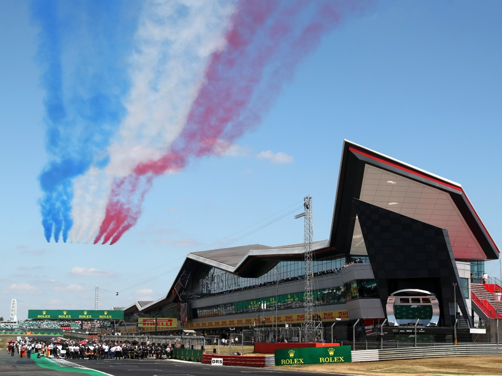 Silverstone being considered as an in-season test venue for 2020 if the British GP remains on the calendar.