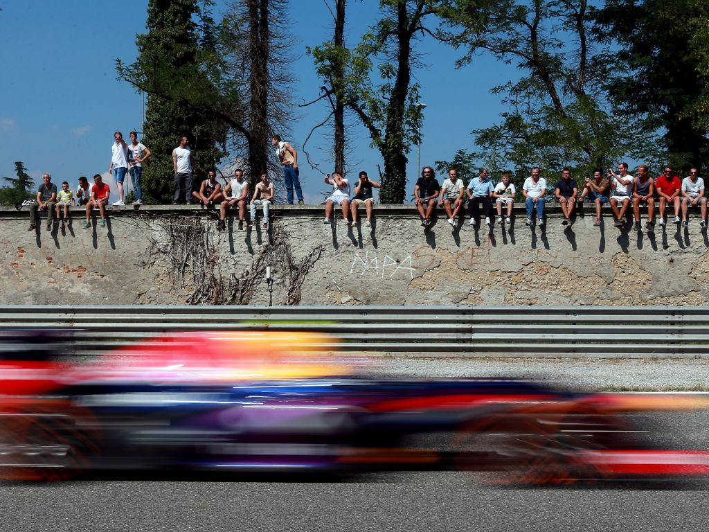 Monza set for Formula 1 extension until 2024.