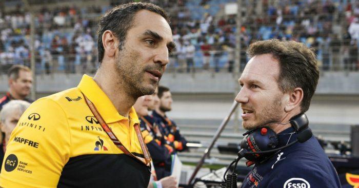 Christian Horner: Red Bull and Renault still bicker