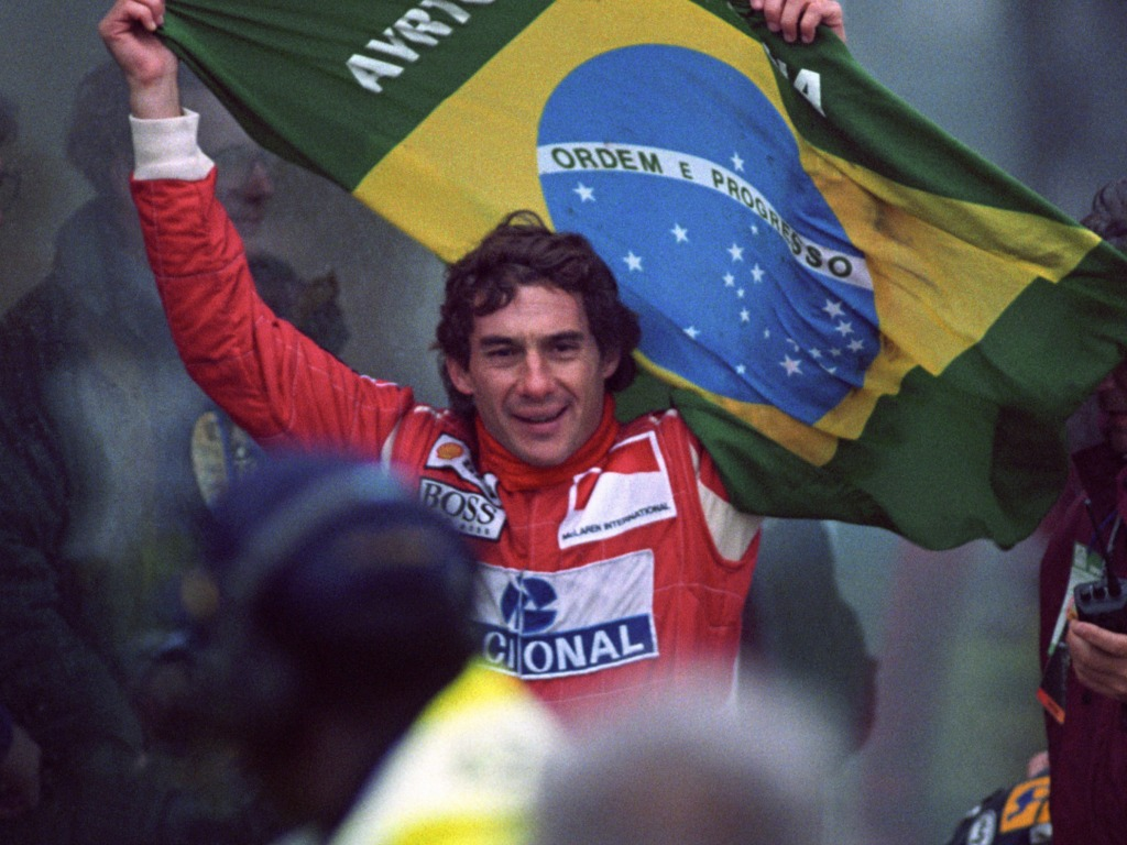 Ayrton Senna would have become president of Brazil says Gerhard Berger.
