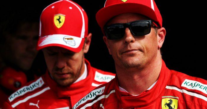 Kimi Raikkonen: Ferrari should have kept him