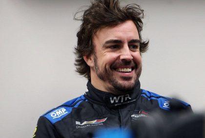 Fernando Alonso's not leaning towards a F1 return