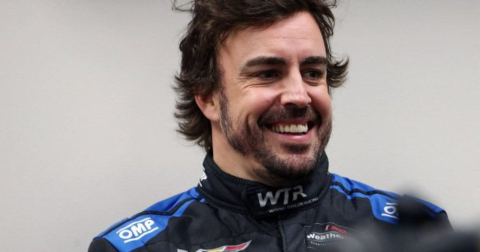 Fernando Alonso's not leaning towards a F1 return