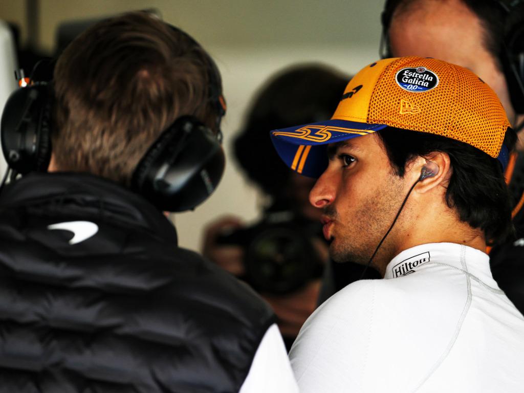 Carlos Sainz: McLaren had no pace in Spain despite P8 finish.