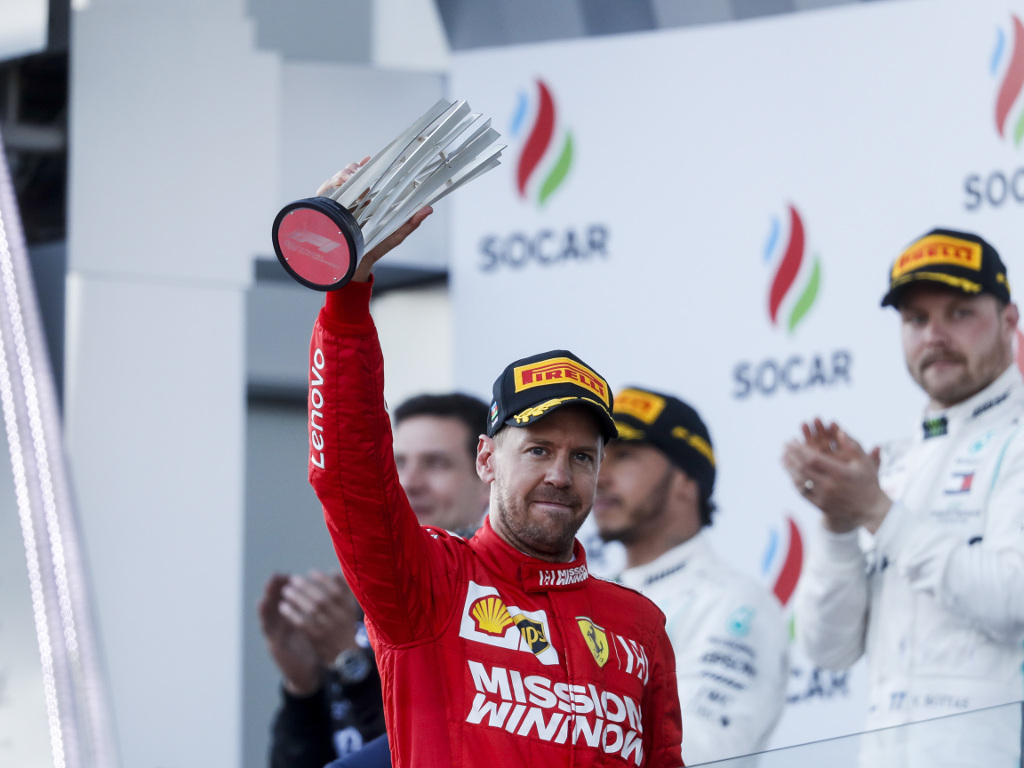 Sebastian Vettel: I don't need to leave a legacy