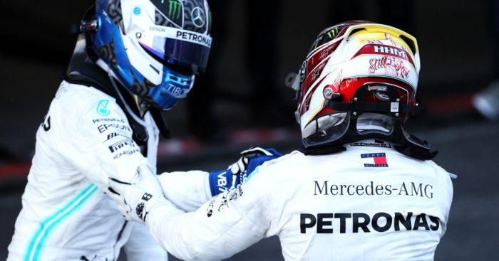 Lewis Hamilton: Too early to say it's a two-horse race