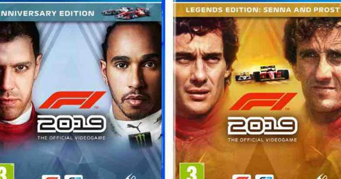 F1 2019 game: What's new, what's hot